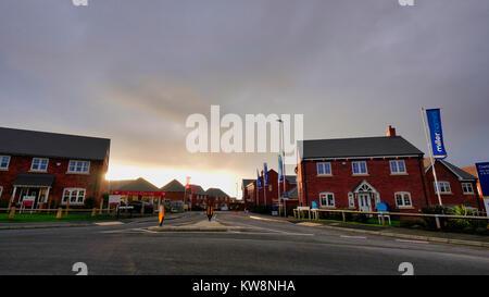 New Build Homes Sandymoor Runcorn