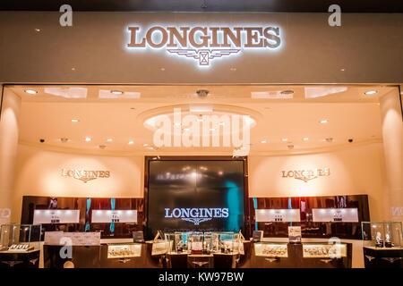 longines store - Stock Photo