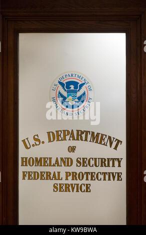 Alexander hamilton U.S. customs house - Stock Photo