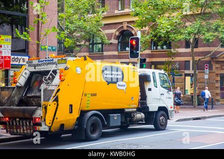 city of sydney waste guideline