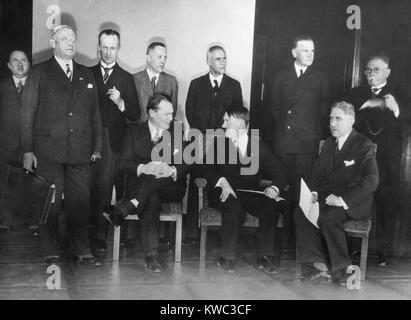 Frick Werner reich chancellor adolf 1933 stock photo 68829385 alamy