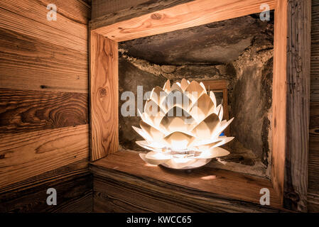 Special lamp - Stock Photo