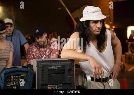 RELEASE DATE: December 8, 2017 TITLE: The Disaster Artist STUDIO: New Line Cinema DIRECTOR: James Franco PLOT: When - Stock Photo