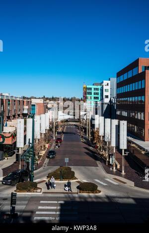 Denver Cherry Creek North USA - Stock Photo