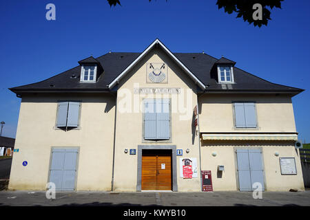 ORDIARP, FRANCE - CIRCA JULY 2015 Centre il'Animation - Stock Photo