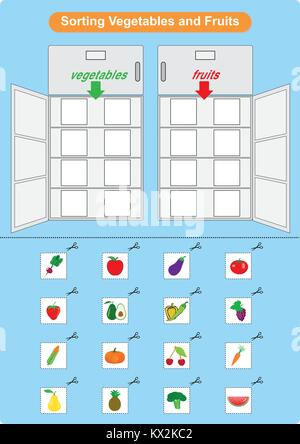game for children cut and paste stock photo royalty free image 83060175 alamy. Black Bedroom Furniture Sets. Home Design Ideas