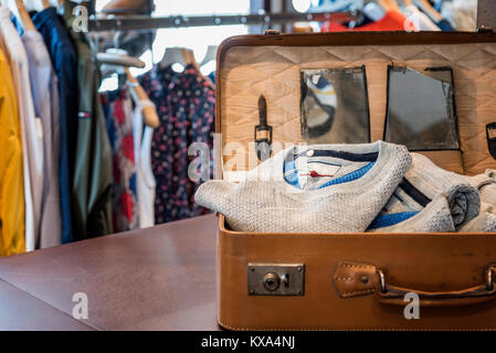 Trip and shopping - Stock Photo