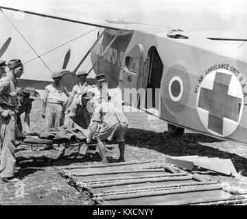1 Air Ambulance Unit (043264) - Stock Photo