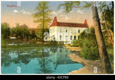 20305-Klipphausen-1916-Gasthof-Brück & Sohn Kunstverlag - Stock Photo
