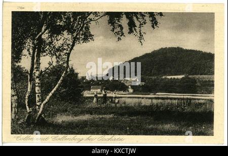 21678-Collm-1920-mit Collmberg-Brück & Sohn Kunstverlag - Stock Photo