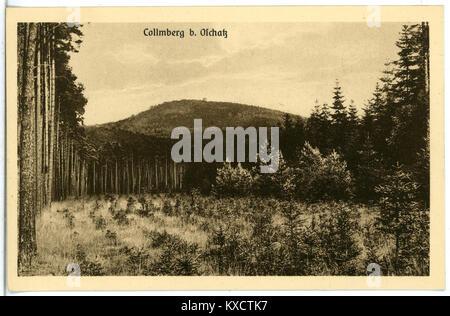 21684-Collm-1920-mit Collmberg-Brück & Sohn Kunstverlag - Stock Photo