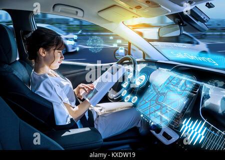 Driverless cars essay