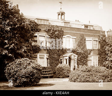 Gads Hill Place, Higham, Victorian period - Stock Photo