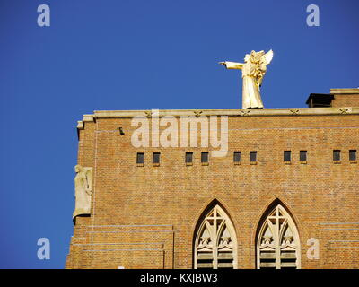 Guildford Cathedral,Guildford, Surrey, England, UK - Stock Photo
