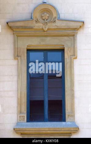 Barcelona - Facultat de Medicina i Ciències de la Salut de la Universitat de Barcelona (Hospital Clínic) 4 - Stock Photo
