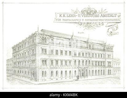 Berichte der Wiener Stadtverwaltung, 1873ff, div. Pläne und Ansichten 05 - Stock Photo