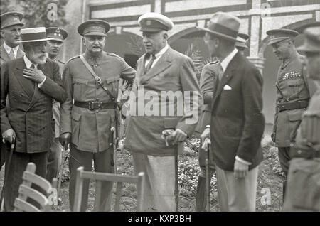 El general Miguel Primo de Rivera en San Sebastián (4 de 15) - Fondo Car-Kutxa Fototeka - Stock Photo