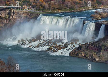 Niagara Falls, Ontario, Canada. - Stock Photo