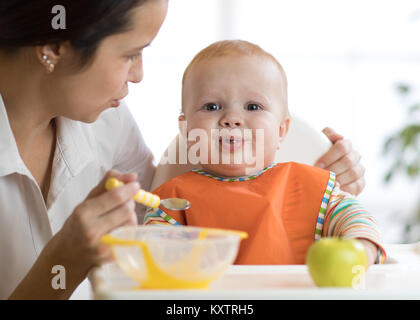 Baby Refusing All Pureed Food
