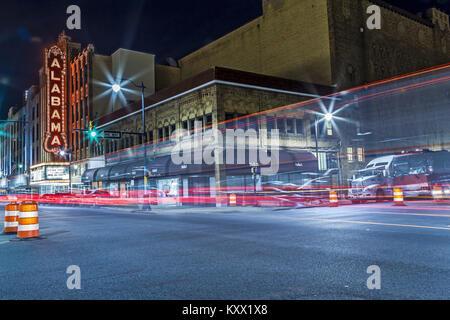 Alabama Theater - Stock Photo