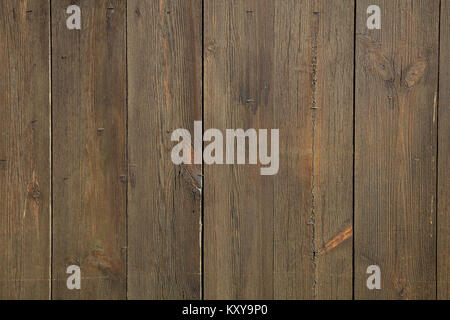 Dark brown, wooden, blank, vintage backdrop. Space for text, abstract, close up view with details. - Stock Photo