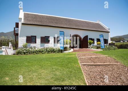 Constantia Western Cape South Africa. December 2017. Bike Park in Constantia. - Stock Photo