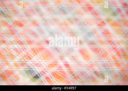Blurred Colorful Stripes Backdrop - Stock Photo