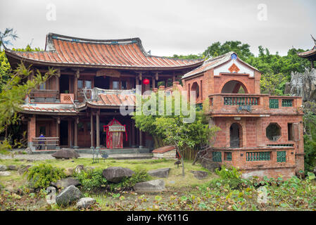 Lin An Tai Historical House and Museum - Stock Photo