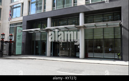 The Rolls Building High Court London - Stock Photo