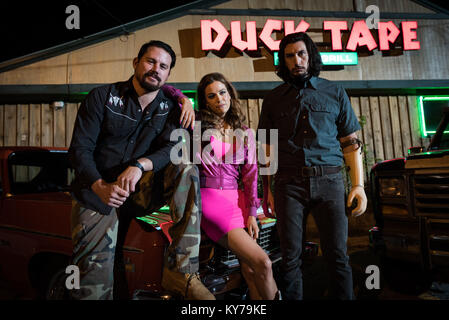 RELEASE DATE: August 18, 2017 TITLE: Logan Lucky STUDIO: Trans-Radial Pictures DIRECTOR: Steven Soderbergh PLOT: - Stock Photo