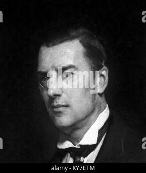 Joseph Chamberlain (1836-1914) - Stock Photo