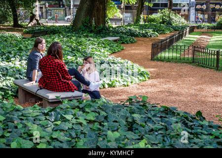 Buenos Aires Argentina Palermo park Jardin Botanico Carlos Thays ...