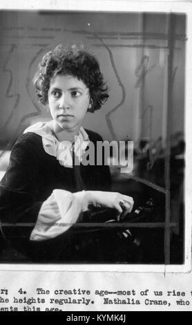 Nathalia Clara Ruth Crane (1913-1998) 3358890911 o - Stock Photo