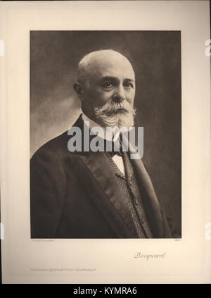 Portrait of Antoine-Henri Becquerel (1852-1908), Physicist 2536015971 o - Stock Photo