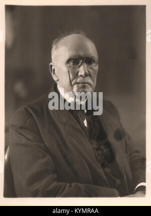 Portrait of Edouard Branly (1844-1940), Physicist 2536834552 o - Stock Photo