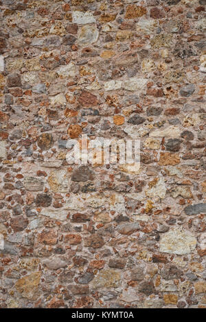 Images of wall surfaces to show regular and irregular patterns. - Stock Photo