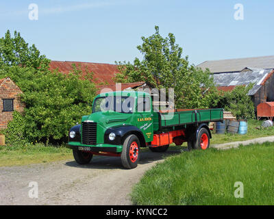 1957 Dodge Kew 105C lorry - Stock Photo