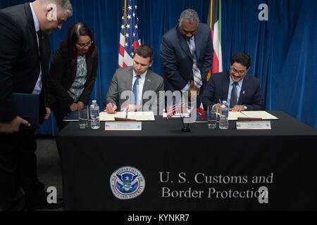 Customs Mutual Assistance Agreement And Memorandum Of Understanding
