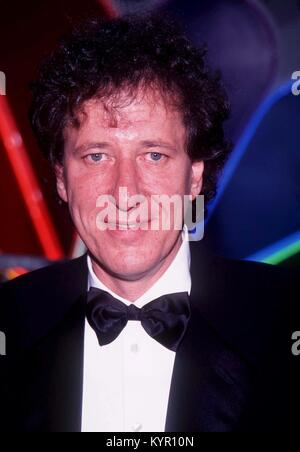 Geoffrey Rush photographed in Los Angeles 1990 RTBoas/ MediaPunch - Stock Photo