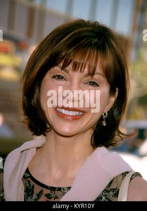 Actress Victoria Principal at the premiere of the film 'Lethal Weapon 4' in Los Angeles, Ca. July 7, 1998 ©RTBoas/ - Stock Photo