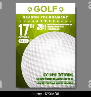 golf tournament invitation graphic design the design. Black Bedroom Furniture Sets. Home Design Ideas