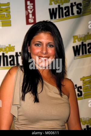 Jamie Lynn Sigler attending Teen People Magazine's celebration of its 'What's Next' issue, Hammerstein Ballroom. - Stock Photo