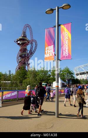 2017 World Athletic Championships London - Stock Photo