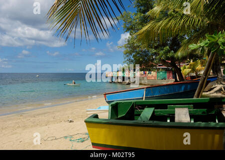 Grenada, Caribbean - Stock Photo
