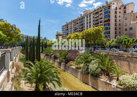 Palma de Mallorca, at home. - Stock Photo