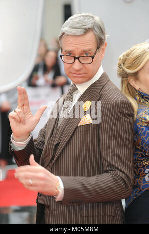 Director Paul Feig attends the UK Premiere of Spy at Odeon Leicester Square in London.  27th May 2015 © Paul Treadway - Stock Photo