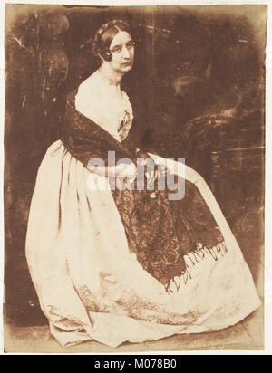 Lady Elizabeth Eastlake MET DP140536 - Stock Photo