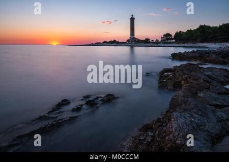 Summer on island Dugi otok - Stock Photo