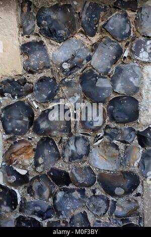 Flint Wall Building Norfolk