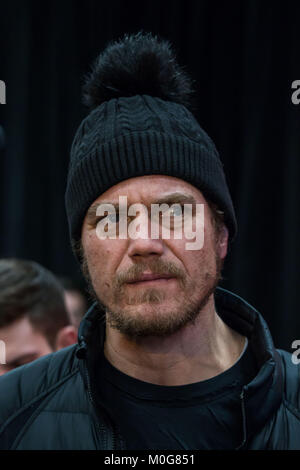 Actor Michael Shannon attends the 'What They Had' Premiere during the 2018 Sundance Film Festival at Eccles Center - Stock Photo